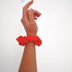 Scrunchie – Ruby