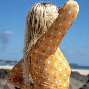 Wailea Long Sleeve – Daisy Dreams